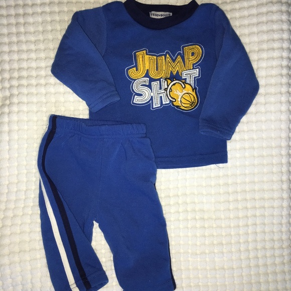 teddyboom Other - 6/9 mos sweatshirt and sweatpants